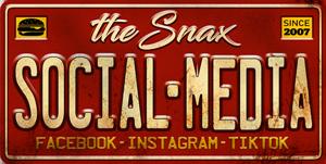 The Snax - Social Media